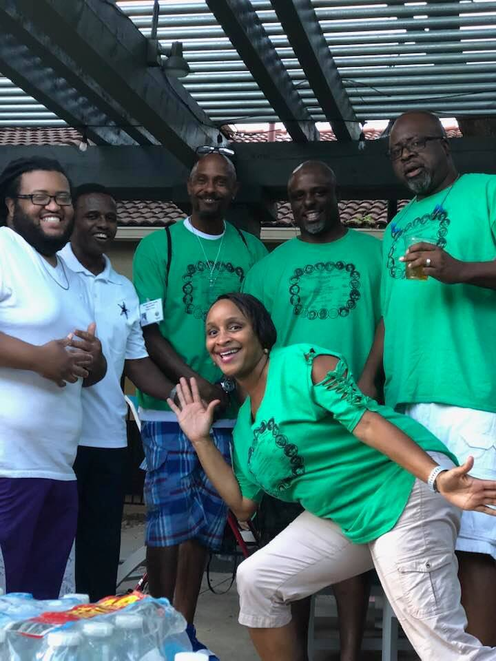 Hopkins Strain Family Reunion Picnic   T-Shirt Photo