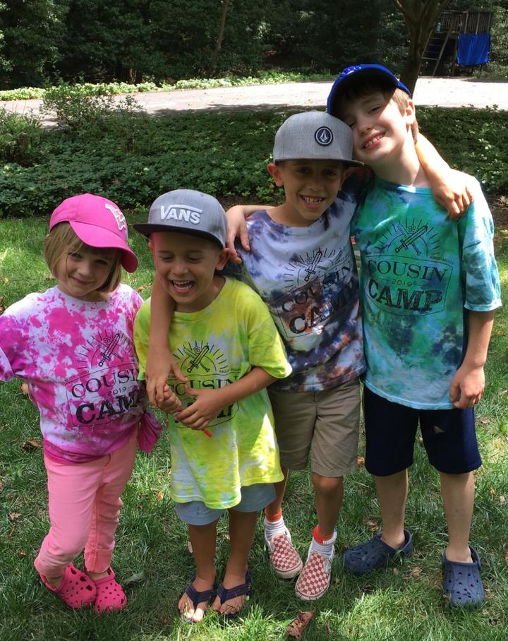 Cousin Camp 2019 T-Shirt Photo