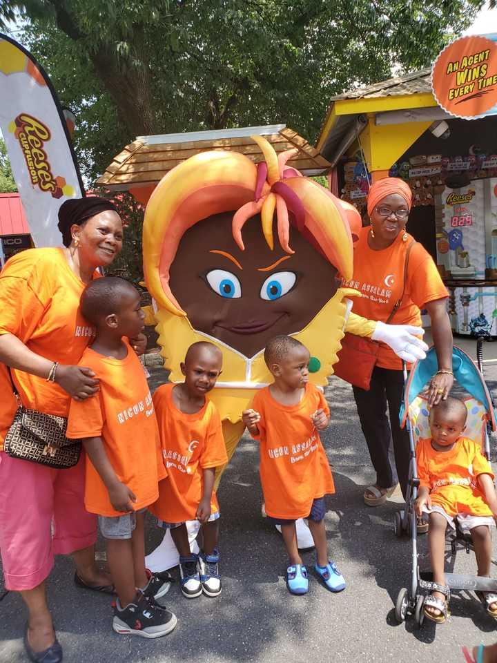 Hershey Park Family Trip T-Shirt Photo