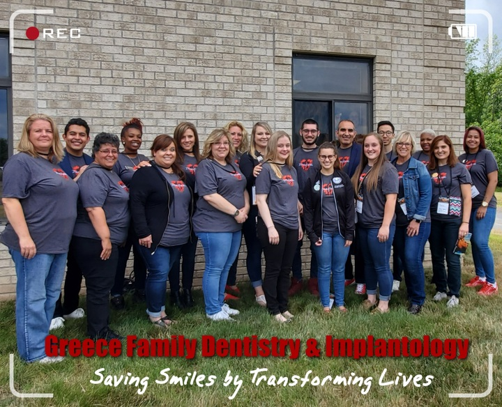 Transform With Greece Family Dentistry  T-Shirt Photo