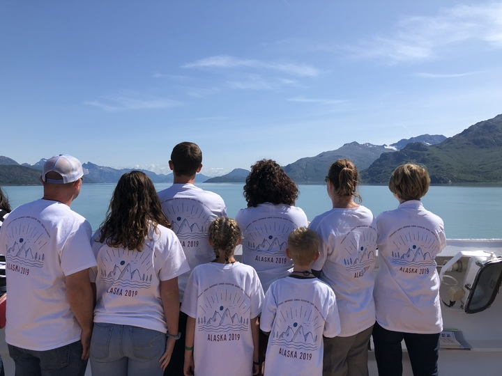 Alaska Cruise 2019 T-Shirt Photo