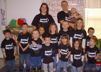 Kristin's Child Care T-Shirt Photo