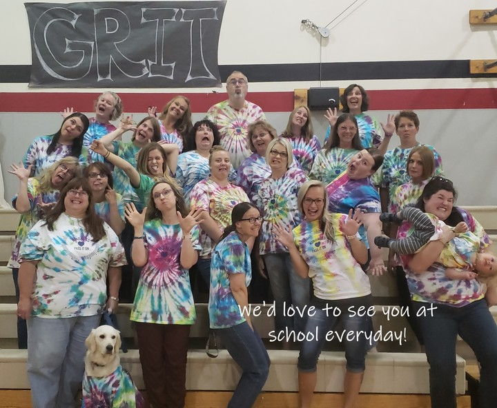 Sterling Staff Are Ready For School! T-Shirt Photo