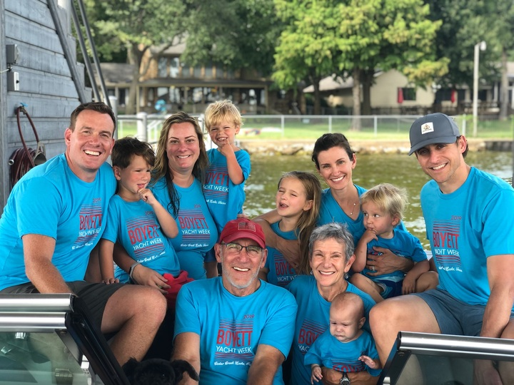 Family Lake Week T-Shirt Photo