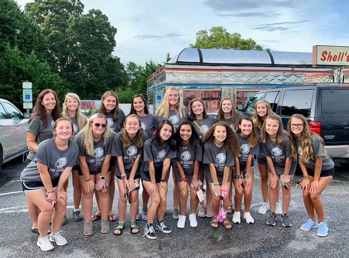 Sshs Lady Indians Tennis 2019 T-Shirt Photo