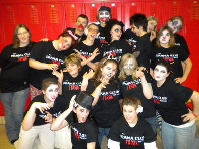 Bagley High Drama Freaks T-Shirt Photo