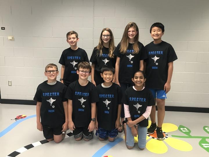 Lake Country School Robotics Team  T-Shirt Photo