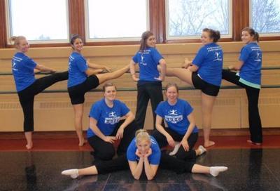 Nipissing Can Dance! T-Shirt Photo
