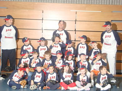 Abf Braves Crazy Baseball 2009 T-Shirt Photo