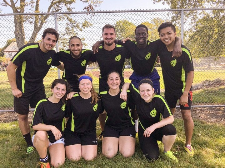 Soccer Squad T-Shirt Photo