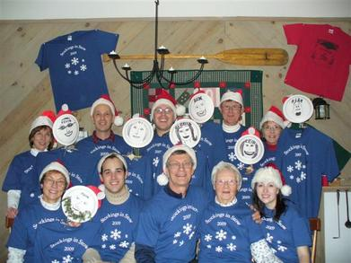 Stockings In Stow 2009 T-Shirt Photo