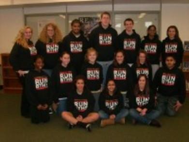 Run Bths T-Shirt Photo