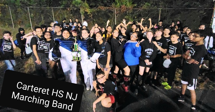 Marching Band T-Shirt Photo