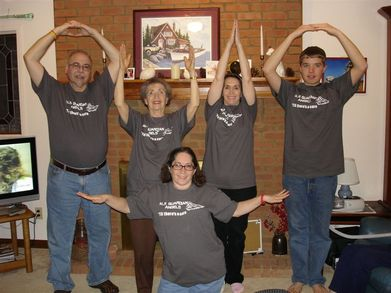 Als Guardian Angels  Ohio Chapter! T-Shirt Photo