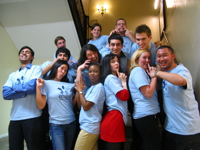 The Residents' Council's Ideas Are In Action! T-Shirt Photo