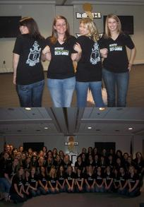 Definitely Delta Gamma! T-Shirt Photo