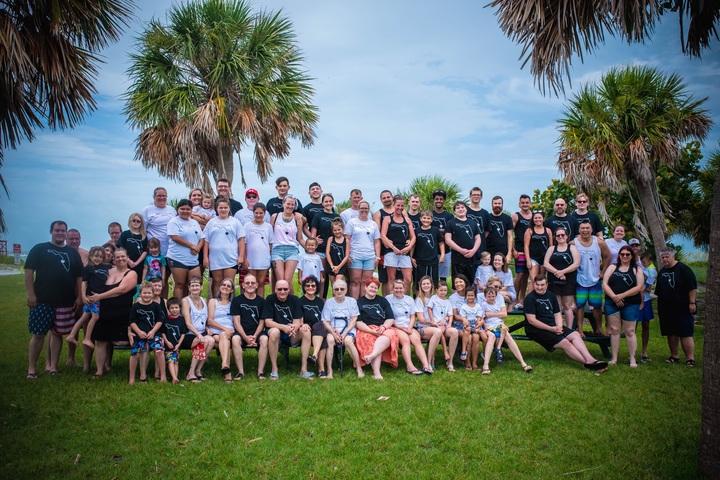 Burnham Family Reunion 2019 T-Shirt Photo