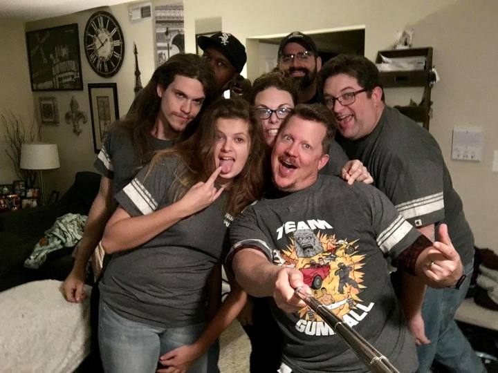 Team Gumball T-Shirt Photo