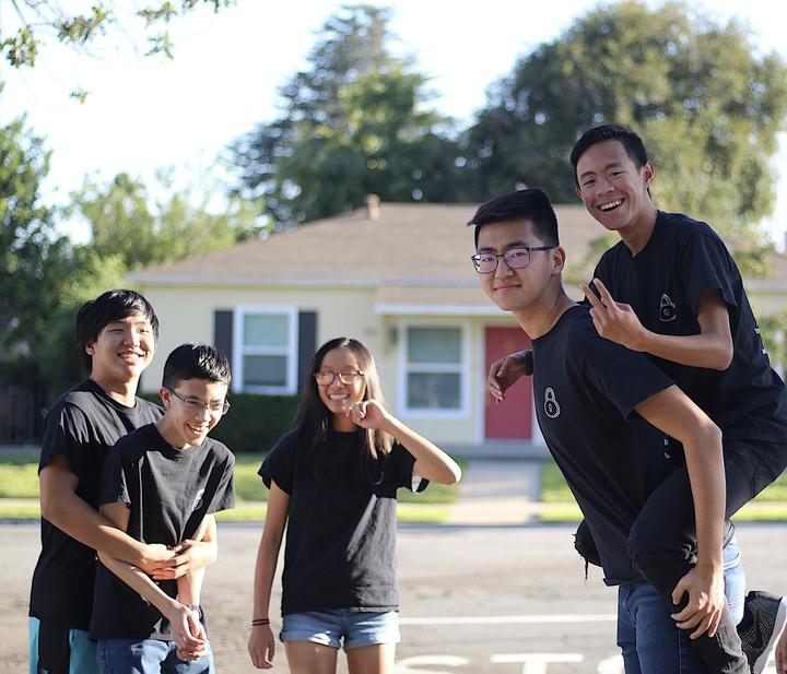 Robotics Family T-Shirt Photo