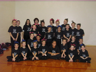 Elmhurst College Halftime Performance T-Shirt Photo
