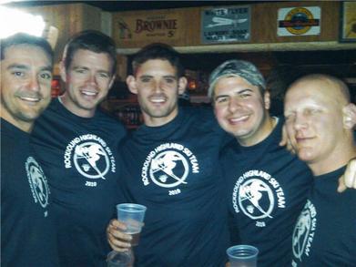 Rockbound Highland Ski Team 2010 T-Shirt Photo