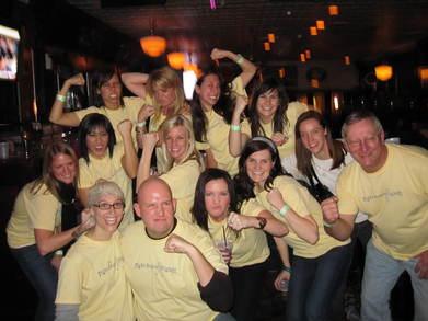 Kickin' Cancer's Butt T-Shirt Photo