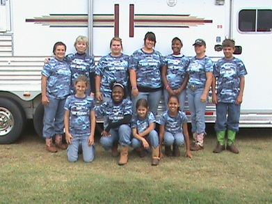 Angelsong Ministries 2009 Fall Campers T-Shirt Photo