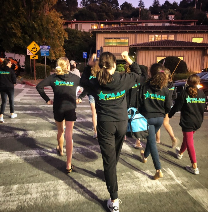 Spotted Paam Dance Company T-Shirt Photo