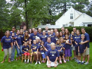 Day Family Reunion T-Shirt Photo