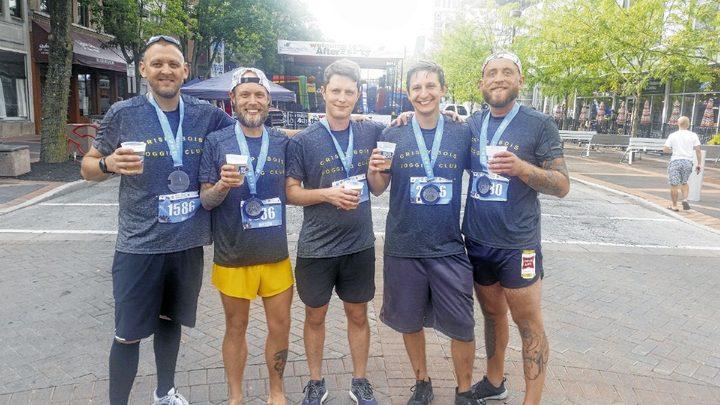 Mill Race Marathon T-Shirt Photo