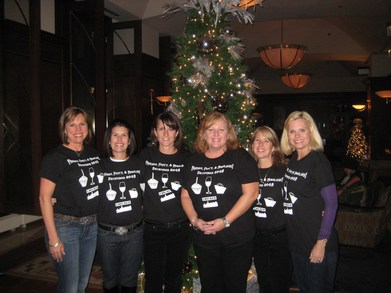 Friends, Forty & Fabulous In Chicago! T-Shirt Photo