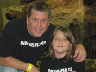 Dad And Daughter Day At The Fair T-Shirt Photo