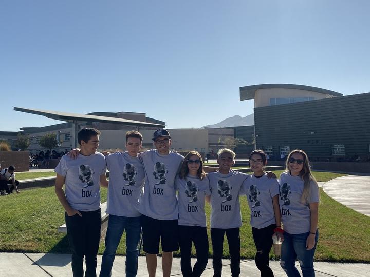 Gtlr Leadership With #Box2019 T-Shirt Photo