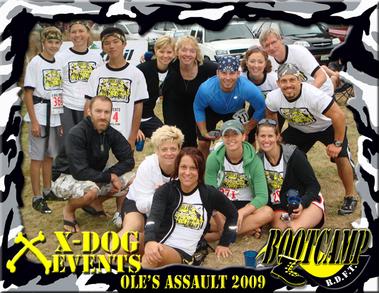 Race Team T-Shirt Photo