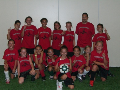 Red Dragons   League Champs T-Shirt Photo