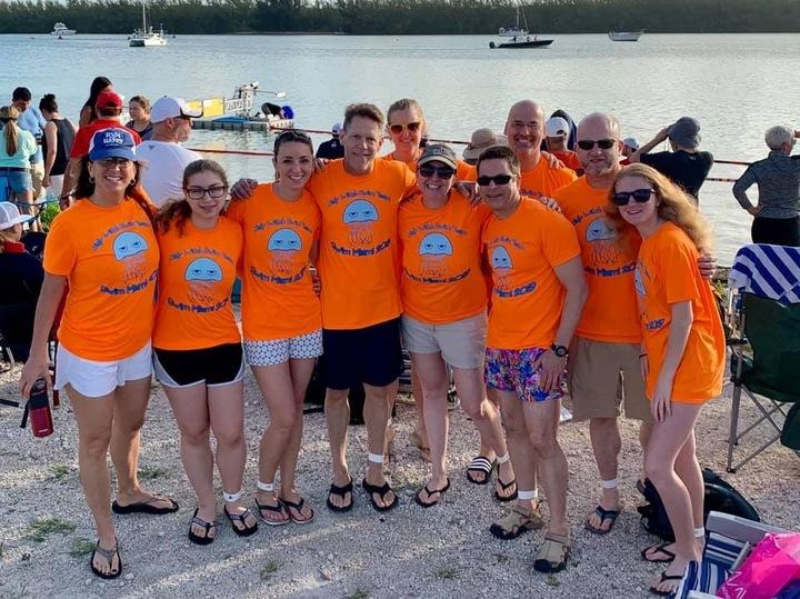 Swim Miami Team Jelly Witch Go!!!!!! T-Shirt Photo