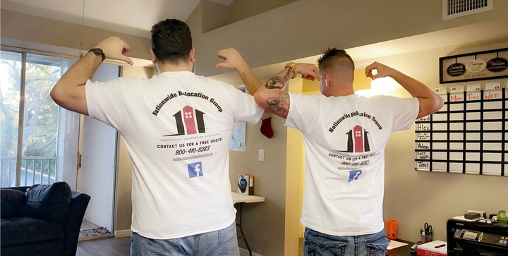 Nationwide Relocation Group T-Shirt Photo