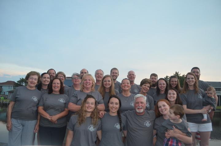 Quinn Family Reunion T-Shirt Photo