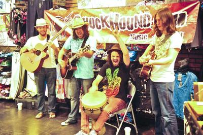 28 North Band T-Shirt Photo