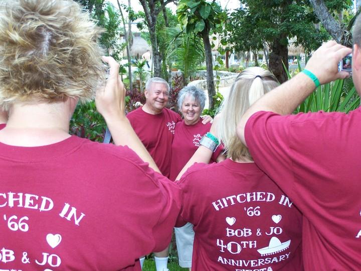 40th Anniversary Fiesta ! T-Shirt Photo