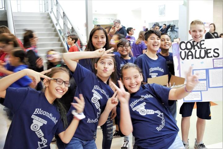 Robotics Competition Fun T-Shirt Photo