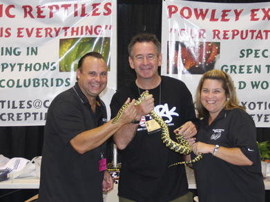 Powley Exotic Reptiles T-Shirt Photo