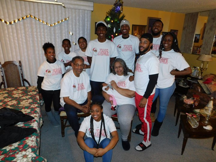 Celebrating Family   Our Grand And Great Grand T-Shirt Photo