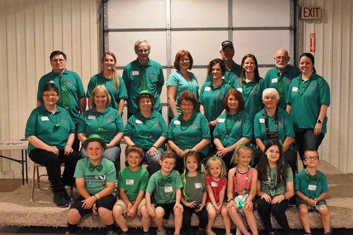 Al And Marie Meier Family Tree  T-Shirt Photo