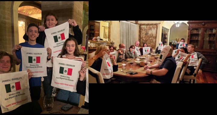 Jones / Eguiluz Family Reunion Towels! T-Shirt Photo