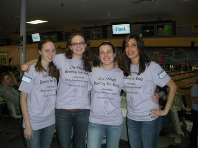 Bowling For Bods T-Shirt Photo