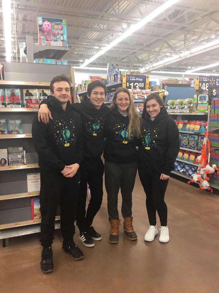 Random Walmart Encounter T-Shirt Photo