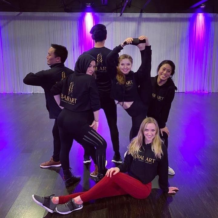 Bailart Team Swag! T-Shirt Photo
