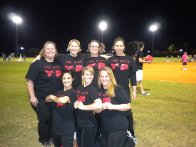 Team Moose Knuckles   The Ladies T-Shirt Photo