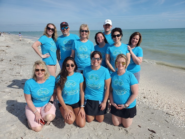 One Beacon Specialty Health  Sand & Strategy T-Shirt Photo